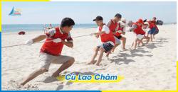 Tour Cù Lao Chàm kết hợp Teambuilding 2 ngày 1 đêm