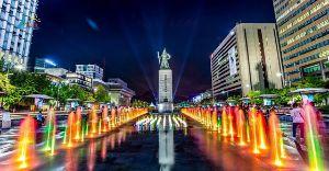 Đà Nẵng - Seoul - Nami - Everland 5N4Đ Bay Về Tối