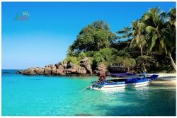 Tour Cáp Treo Hòn Thơm Kết Hợp Cano Tham Quan 5 Đảo