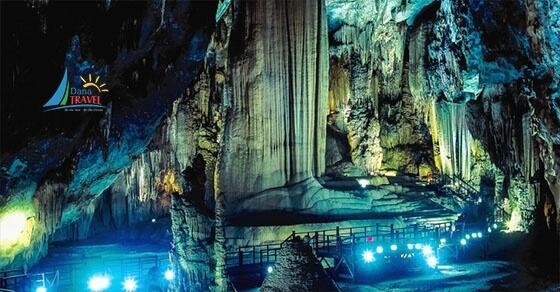 Tour tham quan Động Phong Nha hoặc Động Thiên Đường - Suối Moọc khởi hành hàng ngày