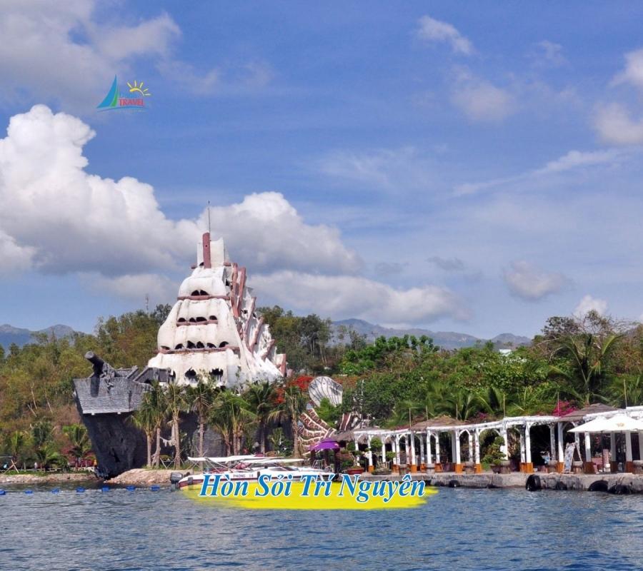 Tour Nha Trang Khám Phá Hòn Sỏi 1 Ngày Giá Rẻ khởi hành hằng ngày