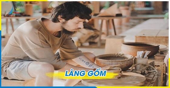 Tour tham quan làng gốm Thanh Hà Hội An
