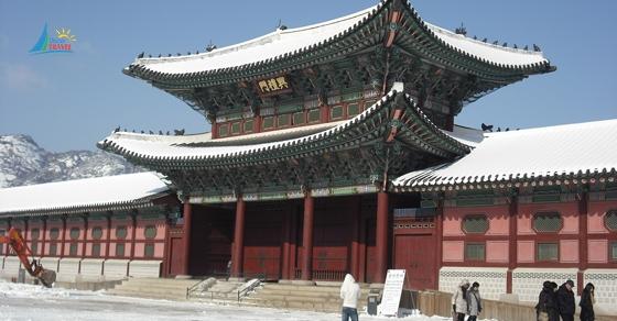 Tour du lịch Hàn Quốc 5 Ngày 4 Đêm Khởi hành từ Đà Nẵng - Bay Về Tối