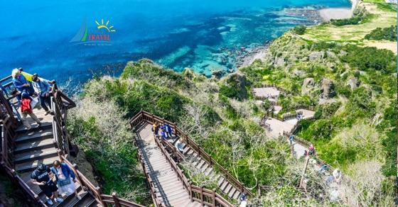 Tour du lịch tham quan Đảo Jeju - Seoul 6 ngày 5 đêm khởi hành từ Đà Nẵng