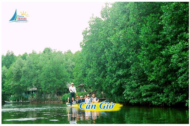 Tour Cần Giờ Đảo Khỉ 1 Ngày