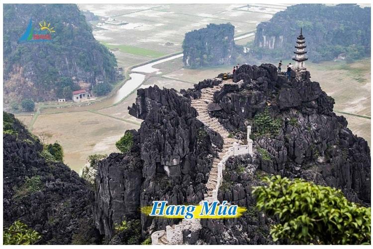 Tour Du Lịch Nình Bình 2 Ngày 1 Đêm Khởi Hành Hằng Ngày từ Hà Nội