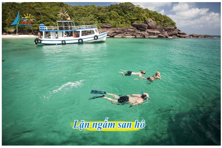 Tour Du Lịch Phú Quốc 3 Ngày 2 Đêm Khởi hành từ Đà Nẵng