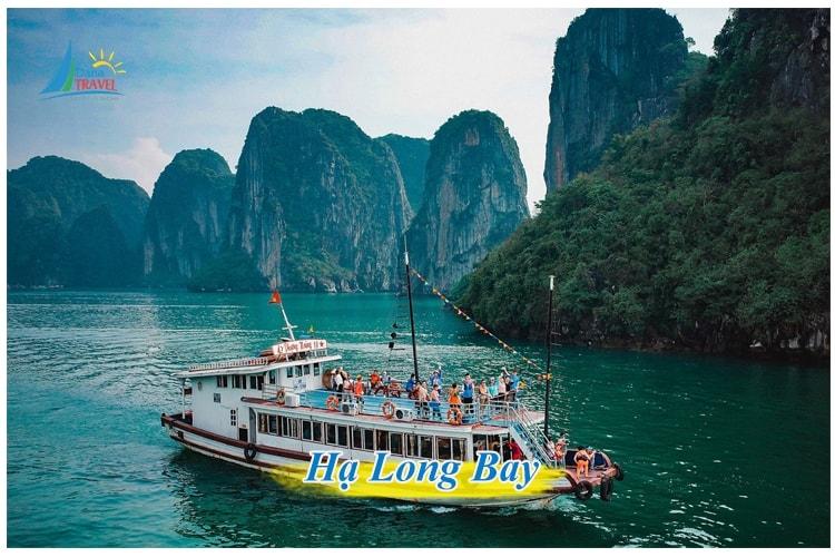 Tour du lịch Hạ Long 1 Ngày giá rẻ khởi hành hằng ngày từ Hà Nội