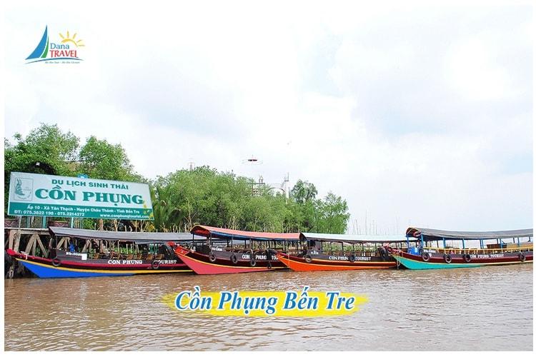 Tour Miền Tây 2 Ngày 1 Đêm khởi hành hằng ngày từ Sài Gòn