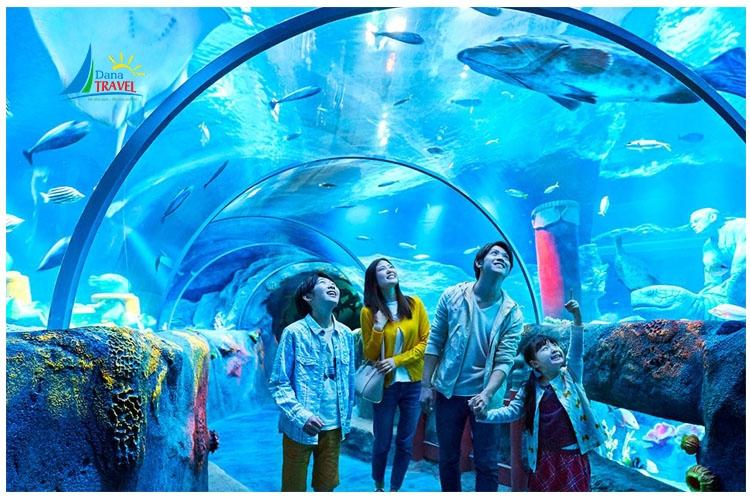 Tour Singapore - Malaysia 5 Ngày 4 Đêm Khởi hành từ HCM