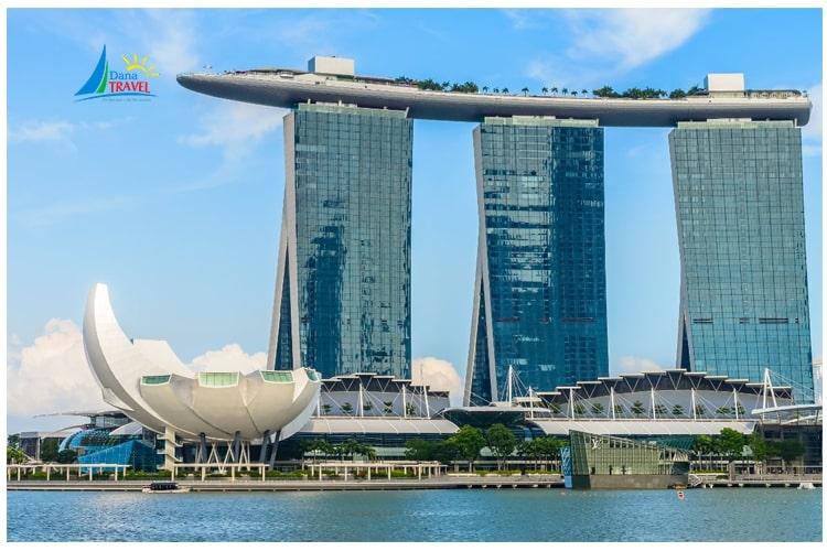 Tour Du Lịch Singapore 3 Ngày 2 Đêm Khởi hành từ HCM