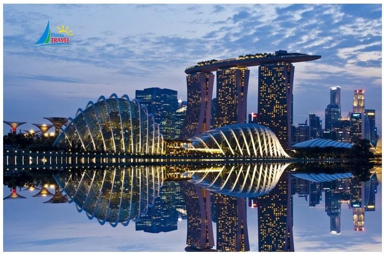 Tour Du Lịch Singapore - Jurong Park 3N2Đ Khởi hành từ HCM