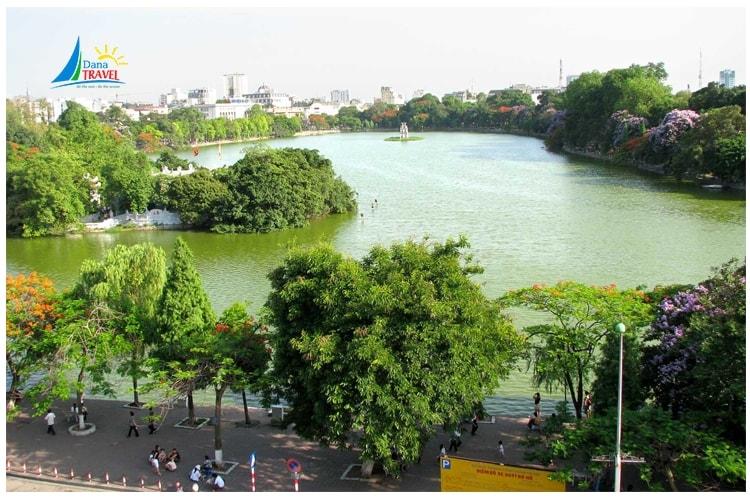 Tour Tham Quan Hà Nội 1 Ngày